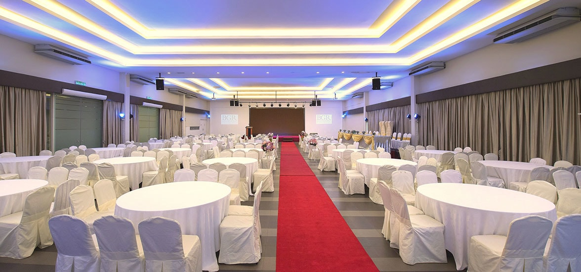 BGR Wedding Hall